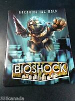 Breaking The Mold The Art of Bioshock - NEW  Paperback Illustrated Big Daddy 2 3