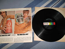 The WHO  SELL OUT Album  LP USA pressing