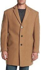 Calvin Klein Prosper Mens Wool Coat Camel 40R r.r.p £300