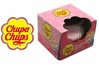 2 x CHUPA CHUPS STRAWBERRY & CREAM SCENTED CANDLE 85g BOXED