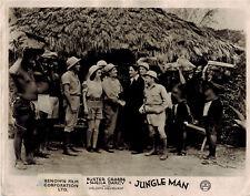 Buster Crabbe JUNGLE MAN 1941 Original 8x10 Still