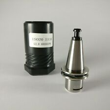 ISO20 ER16 tool holder collet chuck 40,000rpm high speed spindle toolhoder
