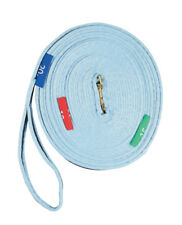 Kincade Two Tone Lunge Line with Circle Markers for Horse Training - 36' Long