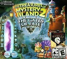 Treasure Of Mystery Island 2 - PC, Good Windows XP, Pc, Windows Vista, W Video G