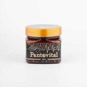 Russian Premium Honey with Red Root extract and Deer antler velvet!