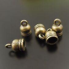 175 metal perlas entre piezas aproximadamente spacer 5mm plata metal joyas Best sf30