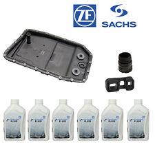 Land Rover LR4 LR3 Range Sport A/T Filter Kit 6 Liter ATF OEM ZF + Plug Adaptor