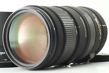 【MINT】SIGMA 120-400mm f/4.5-5.6 APO DG OS HSM AF Lens for Canon EOS From Japan