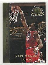 1996 Topps NBA Stars - #76 - Karl Malone - Utah Jazz