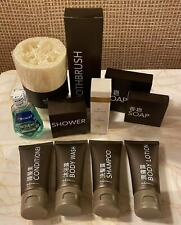 Molton Brown collection 11 pcs SET Hotel Amenities Wynn shampoo body wash soap