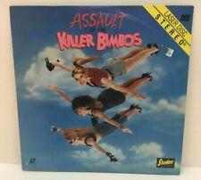 Assault of The Killer Bimbos Laserdisc