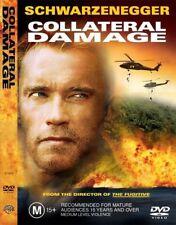 Collateral Damage (DVD, 2002) Arnold Schwarzenegger, Elias Koteas