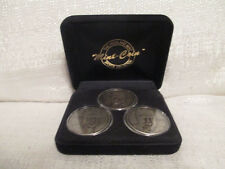 Mark Mcgwire Ken Griffey Jr Sammy Sosa Highland Mint Nickel Silver 3 Coin Set