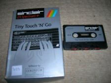 TINY TOUCH `N` GO     - Rare Sinclair ZX Spectrum Game