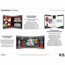 DALLAS COWBOYS 2019 PANINI PLAYBOOK FOOTBALL 4 BOX HALF CASE BREAK #6