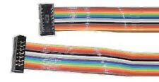 1 foot 8-Pin PCT Male - PCI Male Jumper Cable