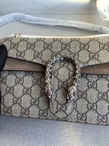 Original GUCCI Dionysus small shoulder bag Style 499623