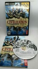 Civilization III: Conquests Video Game for Windows PC