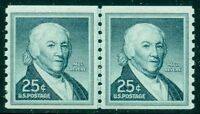 SCOTT # 1059A LINE PAIR, MINT, OG, NH, DULL GUM, GREAT PRICE!