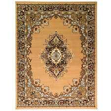 Flair Rugs Element Lancaster Traditional Rug Beige 120 X 160 Cm