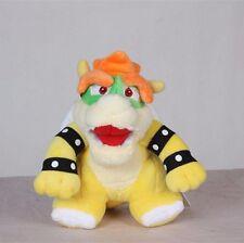 "Super Mario Bros. Bowser King Koopa Plush Toy Funny Mini Stuffed Doll 6.5"" New"