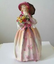 RARE VINTAGE ROYAL DOULTON FIGURINE JUNE HN1691 A/F