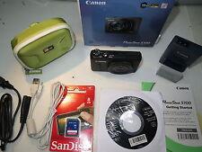 Canon powershot S100 appareil photo numérique-  +8gb