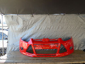 2011 2012 2013 2014 2015 ford focus front bumper cover OEM USED