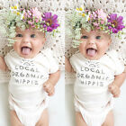 Newborn 3 9 18 24 Months Rompers Baby Boy Girl Cotton Bodysuit Jumpsuit Outfits