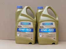 7,49€/l Ravenol Super Synthetic Öl SSL 0W-40 10 L  Motoröl A3/B4 VW 50200 50500