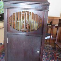 antique brunswick phonograph