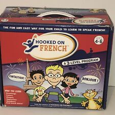 Hooked on Phonics: Hooked on French Foreign Language Homeschool Incomplete— Read