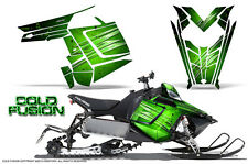 POLARIS RUSH PRO RMK 600/800 SLED SNOWMOBILE GRAPHICS KIT CREATORX WRAP CFG