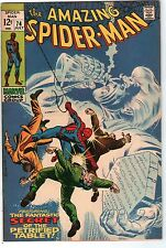 Amazing Spider-Man #74 Marvel Comics 1969 Lee/Romita FNVF