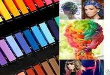 36 X Hair Chalk in Instant Colour Added Flair (Temporary Colour)