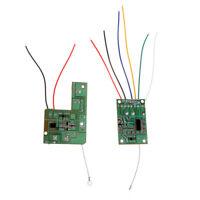 40M 4CH Remote Control Module Receiver Transmitter Board for Mini DIY RC Toy