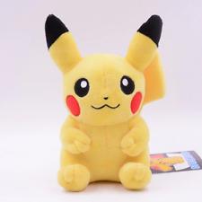 Pokemon Center Pichu Pikachu Plush Doll Figure Stuffed Animal Toy 8 inch Gift