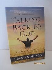 Talking Back To God by Lynn Anderson