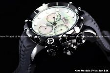 NEW Invicta Men's 55mm VENOM Sea Dragon Swiss Chrono Pearl Dial Polish Watch