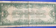 """1928A $1 Blue """"FUNNY BACK"""" SILVER Certificate X150! VG! Old US Currency!"""
