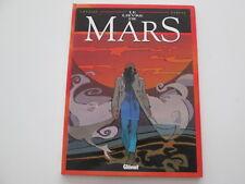 LE LIEVRE DE MARS T1 EO1993 TBE/TTBE DOS DECOLORE EDITION ORIGINALE