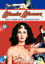 Wonder Woman: The Complete Collection Lynda Carter, Lyle Waggoner DVD Used - Li