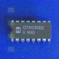 20Pcs HD74LS04P 74LS04 Hex Inverter Ic 7404 wc