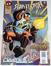 Scarlet Spider #2 from Dec 1995 VF/NM to NM