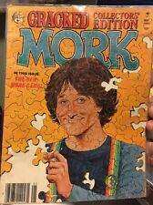 Robin Williams - Cracked Magazine Collectors Edition - May, 1980 - Mork Special