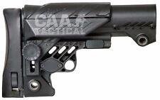 ARSNL-S CAA Tactical Black Multi Position Stock Less Uni-Pod Aluminium & Polymer