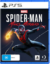 Marvels Spider-Man Miles Morales PS5 Game NEW