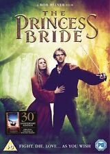 THE PRINCESS BRIDE: 30TH ANNIVERSARY EDITION (DVD) (New)