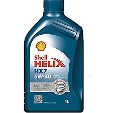 Shell Helix HX7 ECT 5w/40 barattolo 1 litro