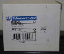 Telemecanique Unit Base + Cover XVB C21  ++ NEW ++